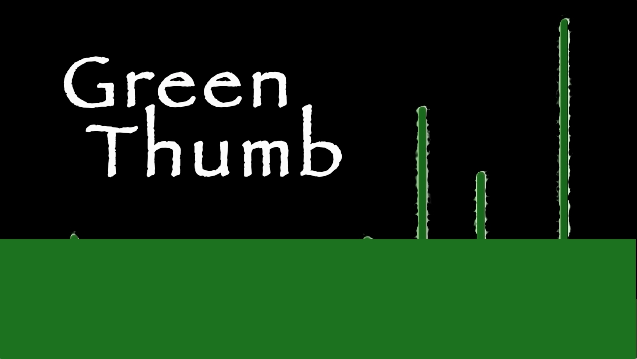 green thumb video image